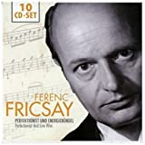 ''Perfectionist And Live Wire'' - Ferenc Fricsay conducts: Mozart, Beethoven, Mahler, Tschaikowski, Strauss, amo!
