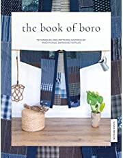 Book of Boro: Techniques and Patterns Inspired by Traditional Japanese Textiles