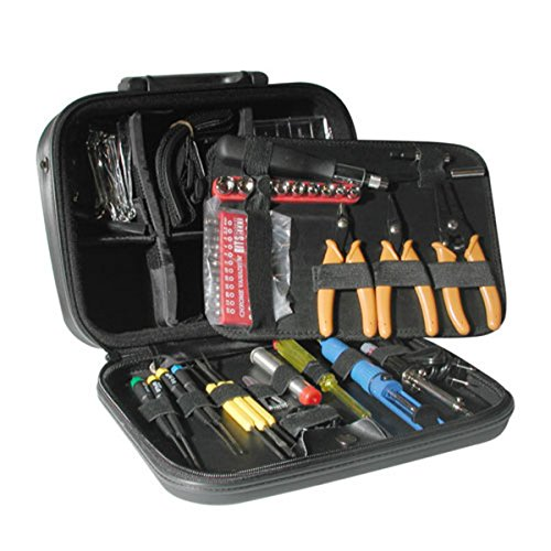 C2G/Cables to Go 27371 Computer Repair Tool Kit, TAA Compliant