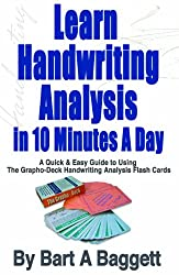 The Grapho-Deck: Learn Handwriting Analysis in 10 Minutes A Day Bundle Pack