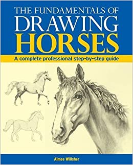 The Fundamentals of Drawing Horses by Aimee Willsher (2014-02-01)