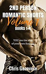 2nd Person Romantic Shorts Volume 1, Books 1-4