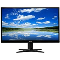 Acer G247HL UM.FG7AA.001 24 LED LCD Monitor - 16:9 - 6 ms - 1920 x 1080 - 16.7 Million Colors - 250 Nit - Full HD - DVI - HDMI - VGA - 40 W - Black