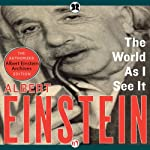 The World as I See It | Albert Einstein,Neil Berger (introduction)