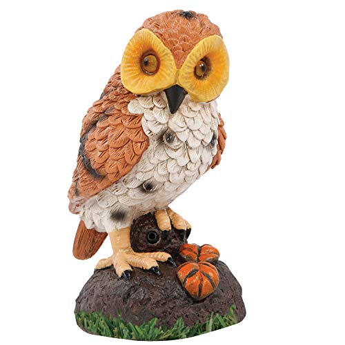 Dream Products Hooting Garden Owl