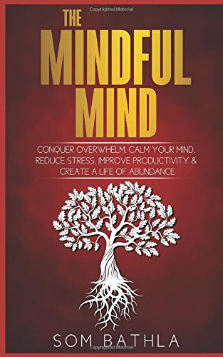 Read Online The Mindful Mind: Conquer Overwhelm, Calm Your Mind, Reduce Stress, Improve Productivity & Create a Life of Abundance PDF