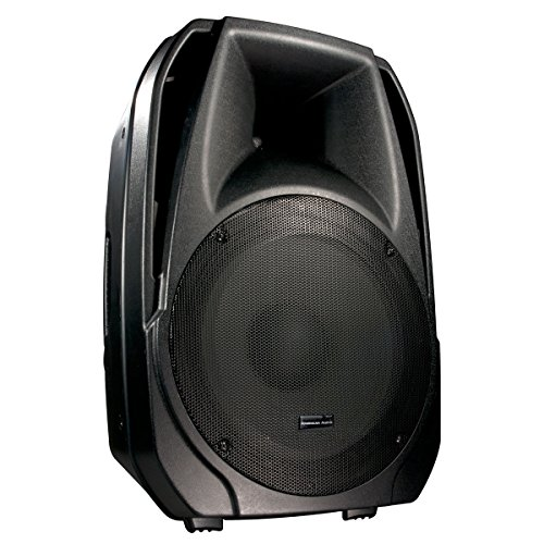 - American Audio ELS-15BT | 15in 2 Way Active Speaker Bluetooth Built-In MP3 Player ELS481