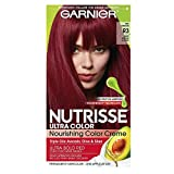 Garnier Nutrisse Ultra Color [R3] Light Intense Auburn 1 Each (Pack of 6)