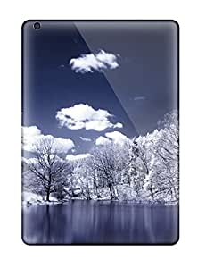 New Arrival Lake Of Tranquility For Ipad Air Case Cover