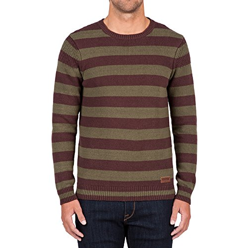 Herren Strickjacke Volcom Robson Crew Sweater