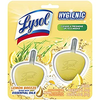 Amazon Com Lysol Hygienic Automatic Toilet Bowl Cleaner