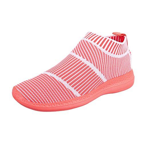 Ital-Design - Tobillo bajo Mujer Coral