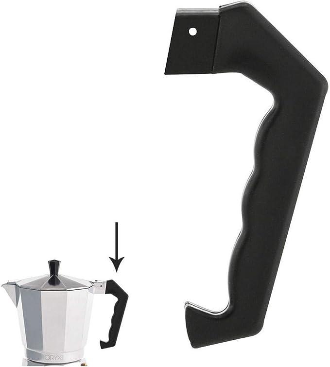 ORYX 5056132 Mango Cafetera Alumino Classic 9 y 12 Tazas: Amazon ...