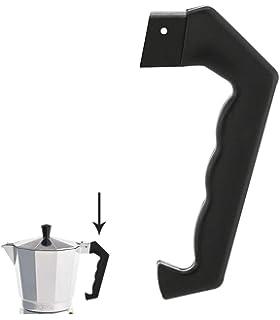 ORYX Mango Cafetera 9 y 12 Tazas Inducción, Negro, 9x9x3 cm ...