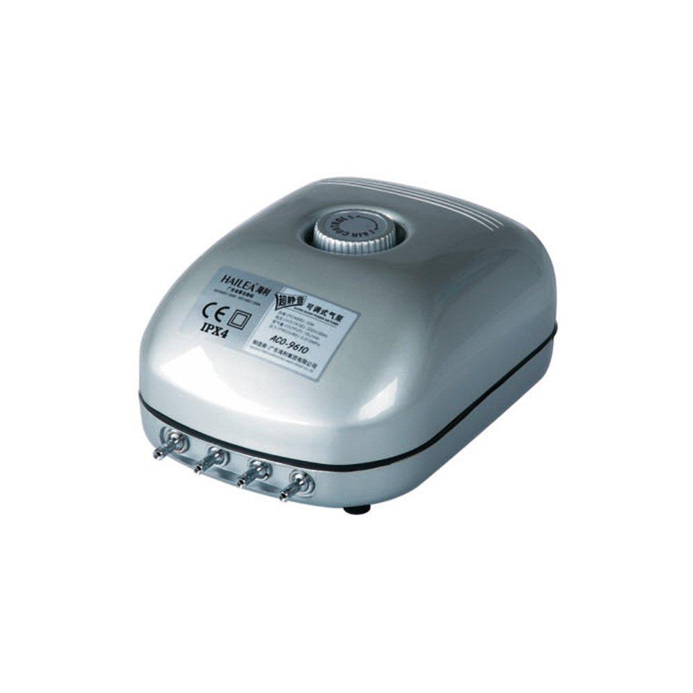 Hailea ACO-9610 600lph Adjustable Air Pump: Amazon.co.uk: Pet Supplies