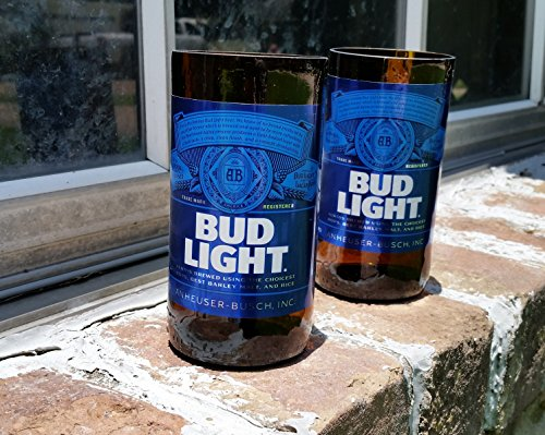 set-of-2-upcycled-bud-light-glasses