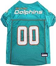 NFL Miami Dolphins Dog Jersey, XX-Large