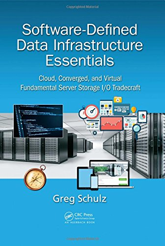 Software-Defined Data Infrastructure Essentials: Cloud, Converged, and Virtual Fundamental Server Storage I/O Tradecraft by Auerbach Publications