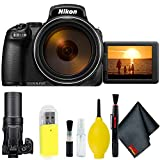 Nikon COOLPIX P1000 Digital Camera Base Kit International Model