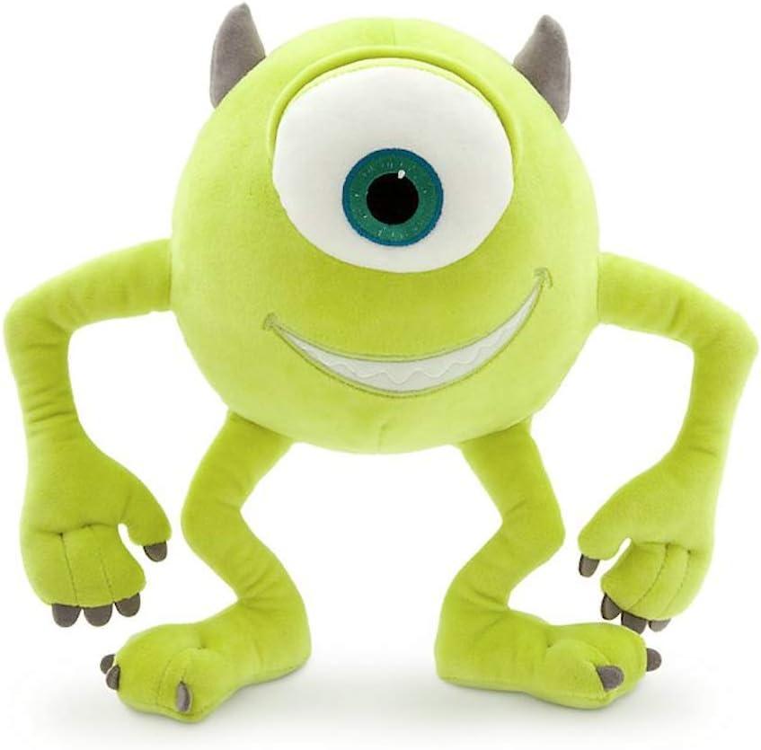 Official Disney Monsters Inc 30cm Mike Soft Plush Toy: Amazon.es ...