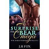 Romance: A Surprise for the Bear Omega (MM Gay Mpreg Paranormal Romance) (Bear Shifter Short Stories)