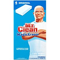 Mr. Clean Magic Eraser Multi-Surface Cleaner, 4 Count Deals
