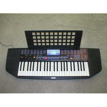 Yamaha keyboard psr 78 musical instruments for Yamaha keyboard amazon
