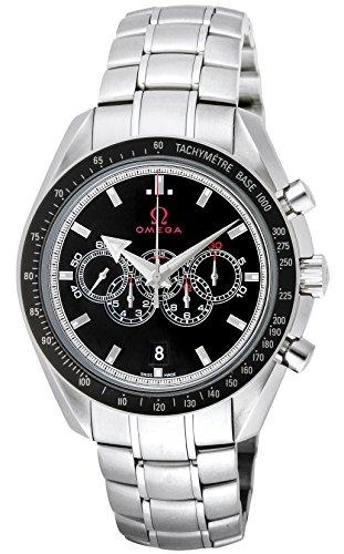 OMEGA SPEEDMASTER OLYMPIC COLLECTION MENS WATCH 321.30.44.52.01.001 Wrist Watch (Wristwatch)