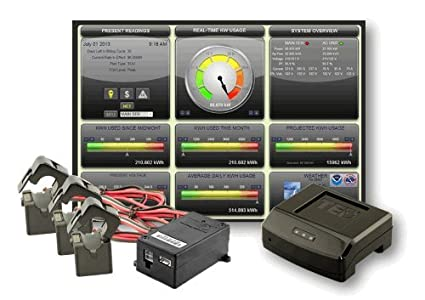 The Energy Detective >> Amazon Com The Energy Detective Pro Lite Real Time Electricity