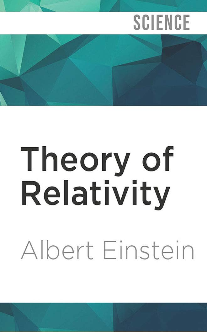 the theory of relativity and other essays pdf