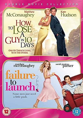 How to Lose a Guy in 10 Days / Failure to Launch [DVD]