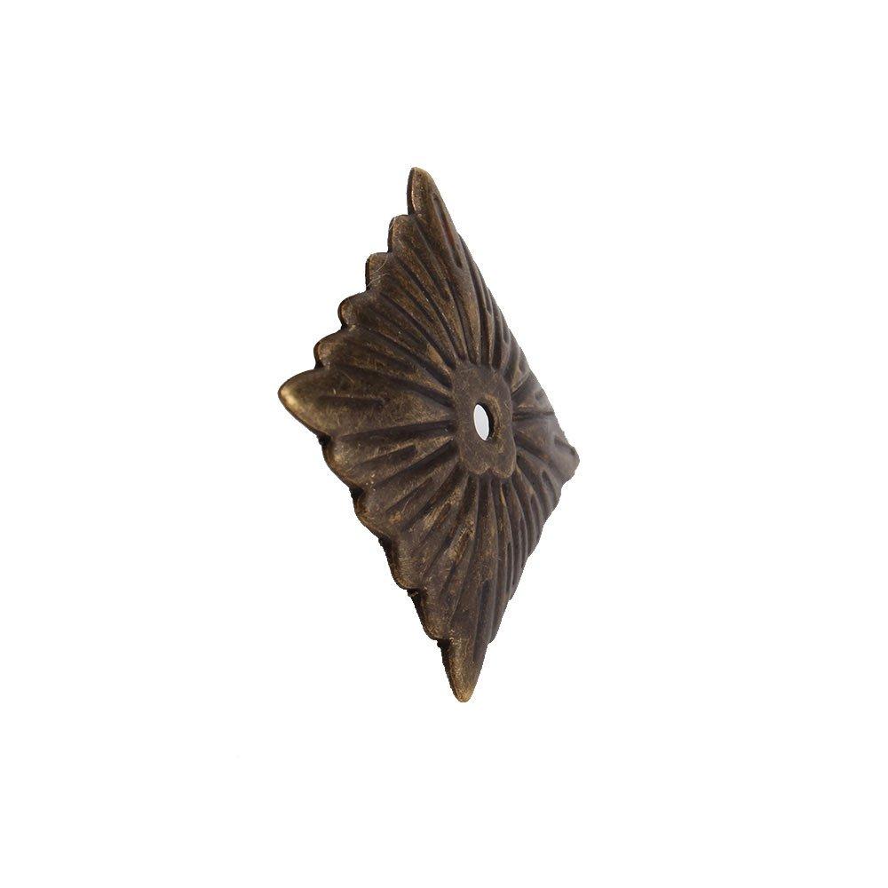 Yibuy 500pcs Iron Bronze Antique Square Upholstery Nails Hardware Tacks Studs by Yibuy (Image #4)