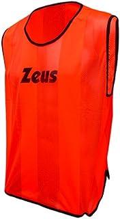 Zeus Chasuble Sport Course Jogging Football à Cinq École Sport Tournoi Man Homme Femme Unisex Produit Unique