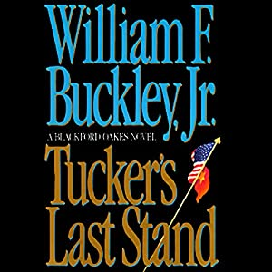 Tucker's Last Stand  Hörbuch
