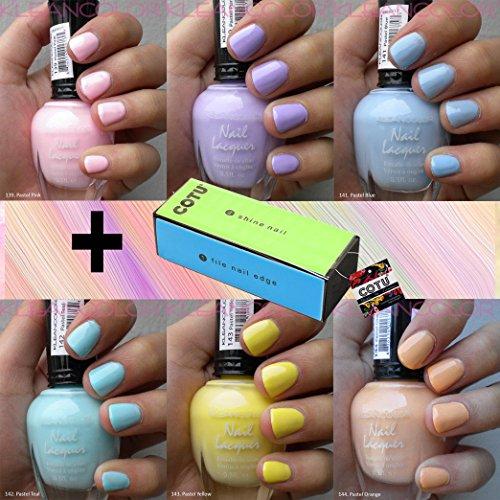 holographic nail polish gosh - 2