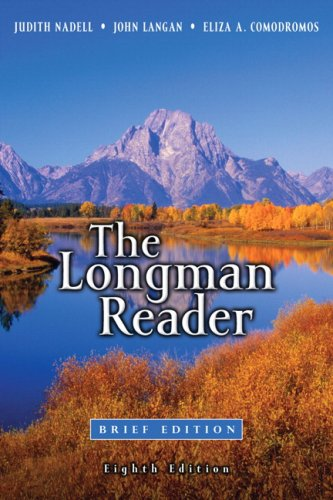 The Longman Reader: Brief Edition