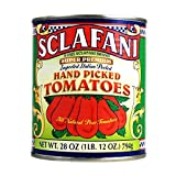 italian plum tomatoes - Hand Picked Whole Peeled Plum Tomatoes in 28 Ounce Cans (4 Pack)