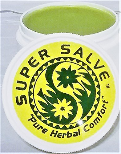 Super Salve 100% natural 6oz. soothing to dry cracked skin Echinacea Body Lotion