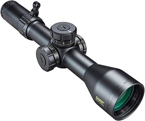 Bushnell Elite Tactical Riflescope HDMR II, 3.5-21x50, H59 Reticle, Revlimiter Zero Stop_ ET36215H