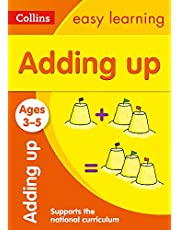Adding Up Ages 3-5: Ideal for Home Learning