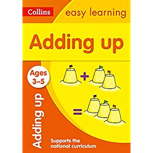 Adding-Up-Ages-3-5-Prepare-for-Preschool-with-easy-home-learning-Collins-Easy-Learning-Preschool-Paperback--20-April-2020