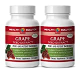 Product review for Antioxidant supplement formula - GRAPE SEED EXTRACT - Grape seed complex capsules - 2 Bottles 60 Capsules