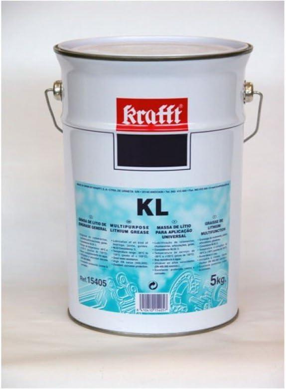 Krafft 04315405 Lubekrafft KL 5 Kg, marrón