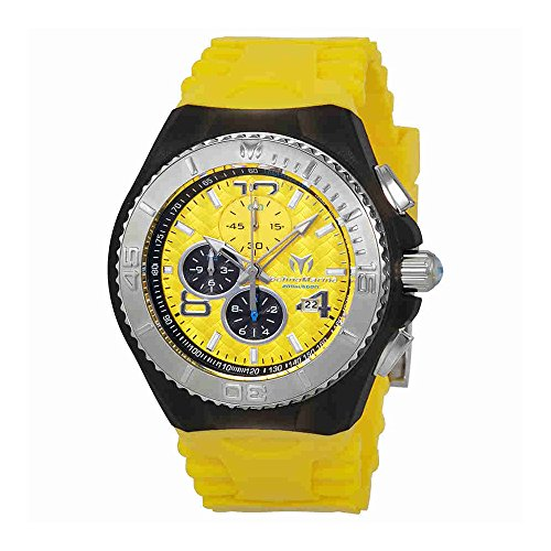 TechnoMarine Cruise JellyFish Chronograph Mens Watch 115112 (Cruise Watch Chronograph)