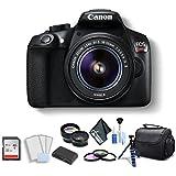 Canon EOS Rebel T6 DSLR Camera 18-55mm Lens Combo Kit