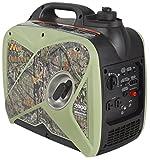 2000 Watt Portable Generator - Mi-T-M GEN-2000-ODMO Portable Generator, Inverter, 2000W, 12V DC Charger