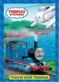 travel with thomas - Thomas The Train Coloring Book