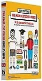 download ebook wie man deutscher wird in 50 einfachen schritten / how to be german in 50 easy steps: zweisprachiges wendebuch deutsch/englisch by fletcher, adam (2014) paperback pdf epub