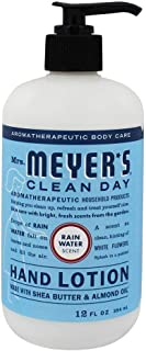 product image for MRS MEYER'S Rainwater Hand Lotion, 12 FZ