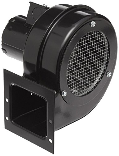 Century 458 Replacement Blower for Wood Stoves 160 CFM | Replaces Fasco 50755-D500, WWG 1C982 | Heat Tech, Nesco, US Stove, Mt. Vernon, Arrow Heating, Waterford Stove, Even Temp, Earth Stove, Travis, Country Flame, Martin Industries, Regency ()
